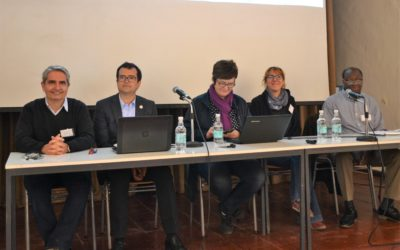A ANPUR participou da reunião do GPEAN no XIV Congresso da ALEUP